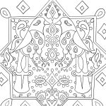 coloring page for free